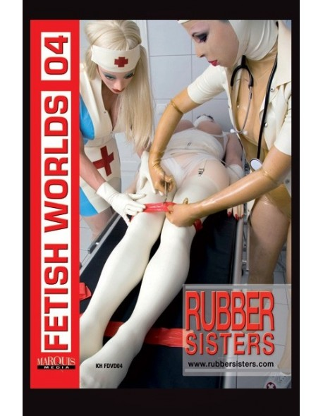 "Fetish Worlds 04 - Rubbersisters ""clinic"""