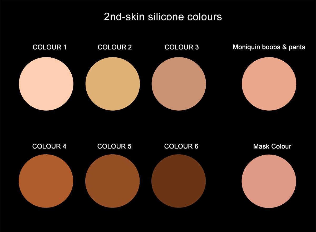 Silikonfarben