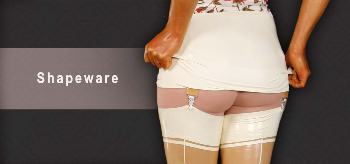 figure pants, girdle, fake vagina