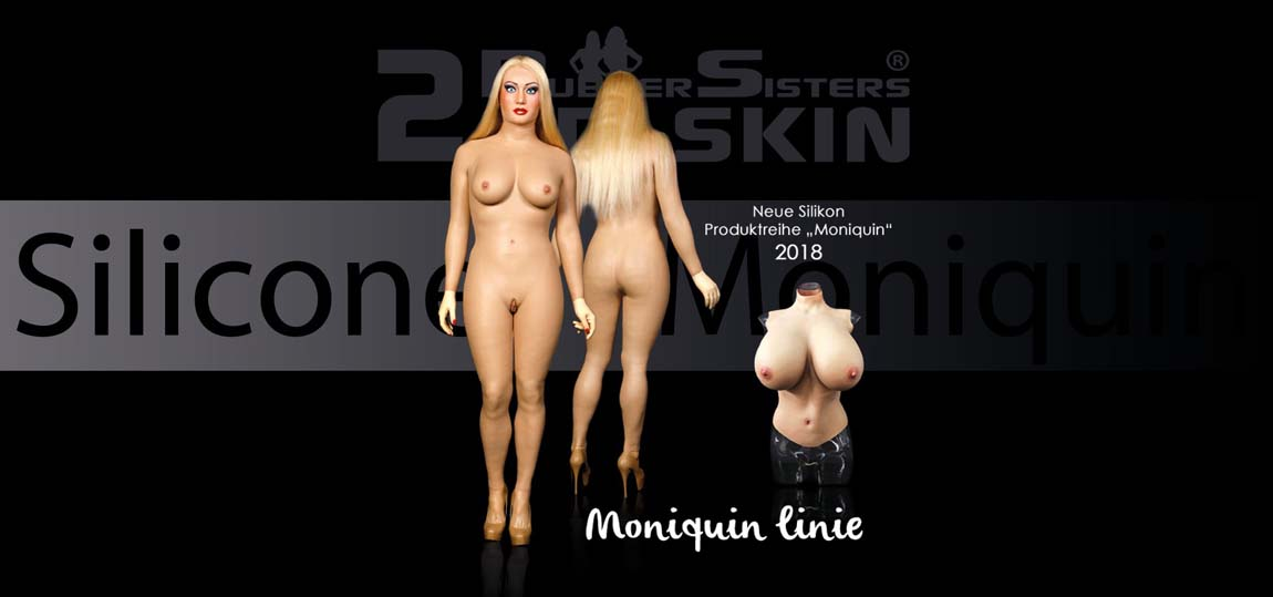 Moniquin silicone suit